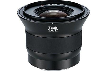 Zeiss Touit 12 mm F2.8 67 mm objectif (adapté Sony E-mount) noir