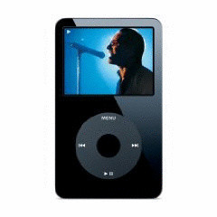 Apple iPod classic 5G 60 Go noir