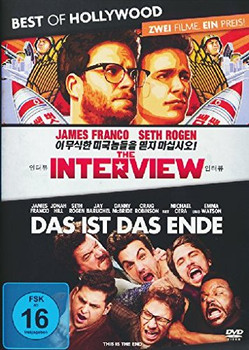The Interview/Das ist das Ende - Best of Hollywood [2 Movie Collector's Pack, 2 DVDs]