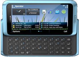 Nokia E7-00 16GB azul
