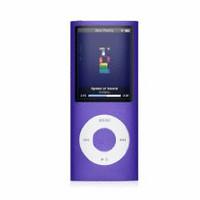 Apple iPod nano 4G 4GB paars