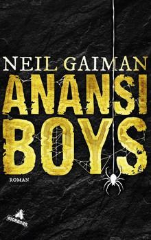 Anansi Boys - Neil Gaiman  [Taschenbuch]