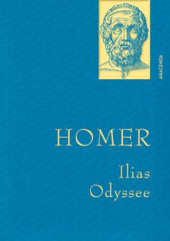 Ilias / Odyssee - Homer  [Gebundene Ausgabe]