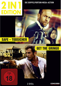 Safe - Todsicher / Get the Gringo [2 in 1 Edition, 2 Discs]