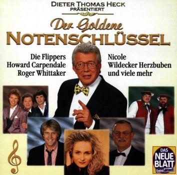 1997) Der goldene Notenschlüssel (Dieter Thomas Heck - Flippers, Roger Whittaker, Brunner & Brunner, Nicole, Juliane Werding..