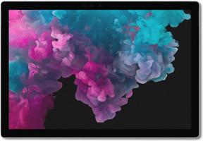 "Microsoft Surface Pro 6 12,3"" 1 GHz Intel Core m3 128 Go SSD [Wifi] gris platine"