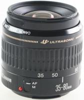 Canon EF 35-80 mm  F4.0-5.6 USM 52 mm Objectif (adapté à Canon EF) noir