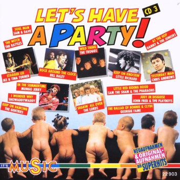 Various - Let'S Have a Party CD 3