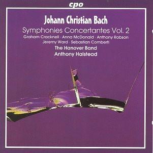 Johann Christian Bach - Symphonies Concertantes Vol. 2