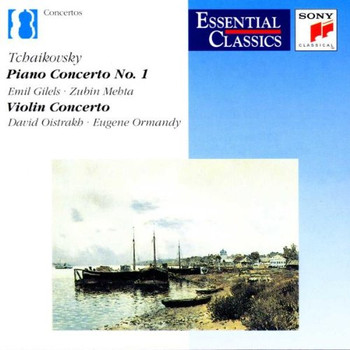 E. Gilels - 1. Konzert für Klavier und Orchester Nr. 1 b-moll op. 23