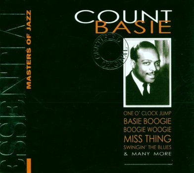 Count Basie - Essential Masters of Jazz