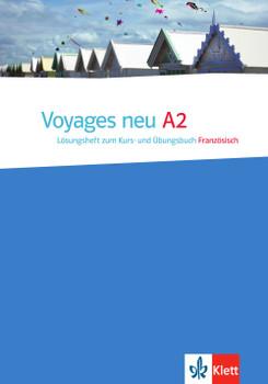 Voyages neu / Lösungsheft zum Kurs- und Übungsbuch Fränzösisch A1