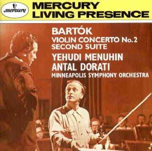 Menuhin - Violinkonzert 2