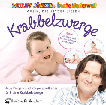 Detlev Jöcker - Krabbelzwerge