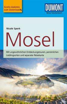 DuMont Reise-Taschenbuch Reiseführer Mosel. mit Online-Updates als Gratis-Download - Nicole Sperk (geb. Heß)  [Taschenbuch]