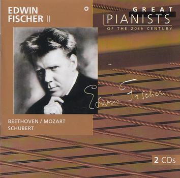 Edwin Fischer II - Great Pianists [2 CDs]