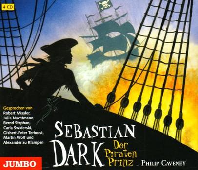 Bernd Stephan - Sebastian Dark-der Piraten Prinz