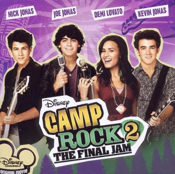 Various - Camp Rock 2: The Final Jam (Deutsche Version)