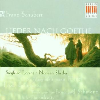Siegfried Lorenz - Lieder Nach Goethe