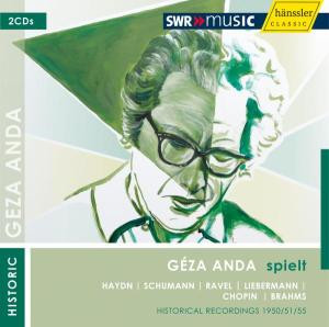 Geza Anda - Geza Anda Spielt Solo Recitals