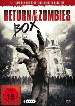 Return of the Zombies [4 Discs]