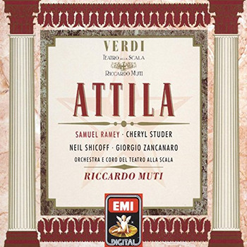 Ramey - Verdi: Attila (Opern-Gesamtaufnahme)