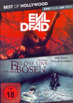 Best of Hollywood / 2 Movie Collector's Pack: Evil Dead - Cut Version / Erlöse uns von dem Bösen [2 DVDs]