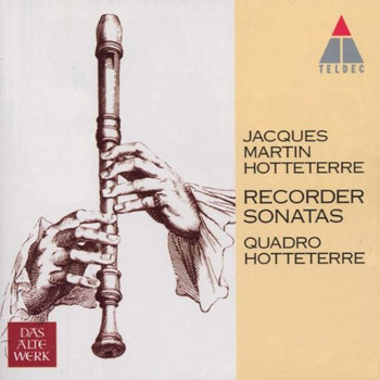 Quadro Hotteterre - Blockflötensonaten