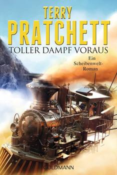 Toller Dampf voraus - Terry Pratchett [Taschenbuch]