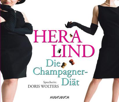 Die Champagner-Diät. 3 CDs