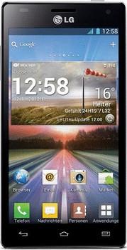 LG P880 Optimus 4X HD 16GB zwart
