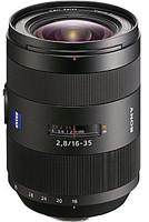 Sony Vario-Sonnar T* 16-35 mm F2.8 SM ZA 77 mm filter (geschikt voor Sony A-mount) zwart