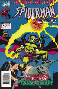 Spider-Man - Die Spinne: Nr. 10/1997 - Er ist da! Der neue Grüne Kobold! [Broschiert]