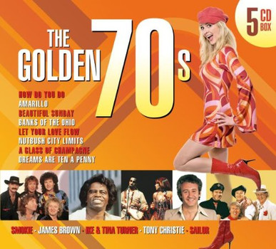 Various - The Golden 70s