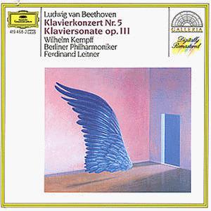 Kempff - Klavierkonzert 5 / Klaviersonate 32