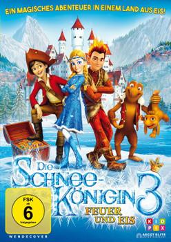 Schneekönigin 3 - Feuer und Eis