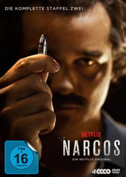 Narcos - Die komplette Staffel Zwei [4 DVDs]