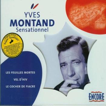 Yves Montand - Sensationnel