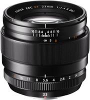 Fujifilm X 23 mm F1.4 R 62 mm Objectif (adapté à Fujifilm X) noir