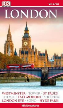 Vis-à-Vis Reiseführer London. mit Extrakarte und Mini-Kochbuch zum Herausnehmen [Taschenbuch]