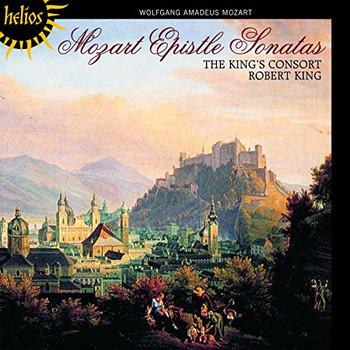 Robert King - Epistel Sonaten