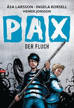 PAX - Der Fluch - Larsson, Åsa