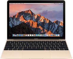 Apple MacBook 12  (Retina Display) 1.2 GHz Intel Core M3 8 Go RAM 256 Go PCIe SSD [Mi-2017, clavier français, AZERTY] gold