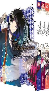 Café Acheron - Gesamtausgabe - Lita Tachibana  [Taschenbuch]