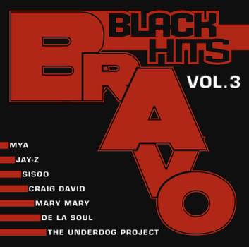 Various - Bravo Black Hits Vol.3