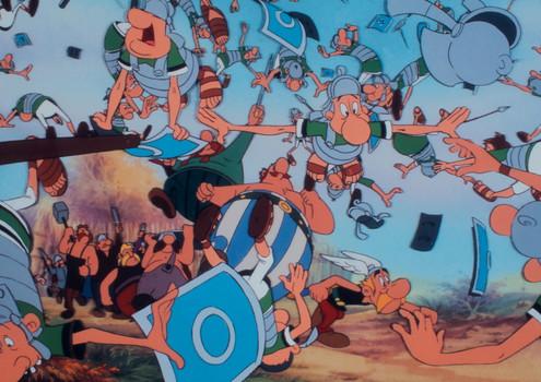 Asterix - Die große Edition [7 Discs, digital remastered]