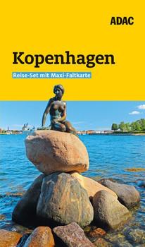 ADAC Reiseführer plus Kopenhagen. mit Maxi-Faltkarte zum Herausnehmen - Alexander Geh  [Gebundene Ausgabe]