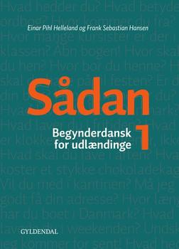 Sådan 1. Kurs- und Übungsbuch + Audios online [Taschenbuch]