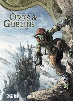 Orks & Goblins. Band 2. Myth - Sylvain Cordurié  [Gebundene Ausgabe]