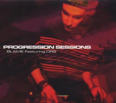 Blame Feat.Drs - Progression Sessions II (Lim.